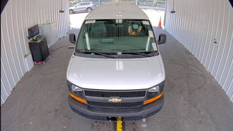 2015 Chevrolet Express Passenger for sale at Affordable 4 All Auto Sales in Elk River MN