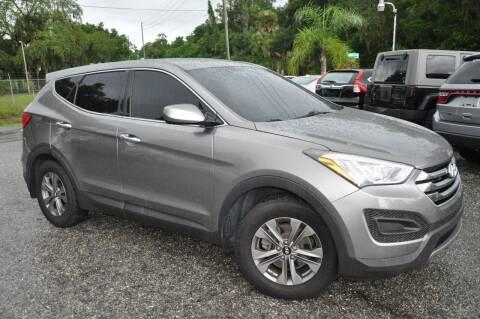 2016 Hyundai Santa Fe Sport for sale at Elite Motorcar, LLC in Deland FL