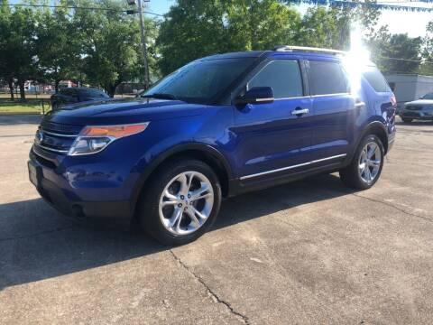 2015 Ford Explorer for sale at Southeast Auto Inc in Baton Rouge LA