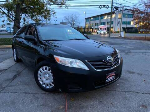 2011 Toyota Camry for sale at JerseyMotorsInc.com in Teterboro NJ