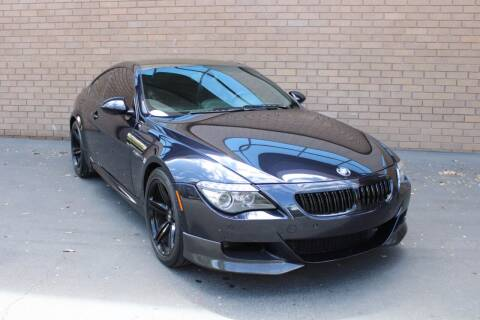 2009 BMW M6 for sale at MK Motors in Sacramento CA
