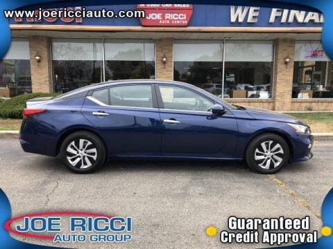 2019 Nissan Altima for sale at Mr Intellectual Cars in Shelby Township MI