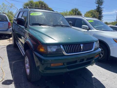 1999 Mitsubishi Montero Sport for sale at Mike Auto Sales in West Palm Beach FL