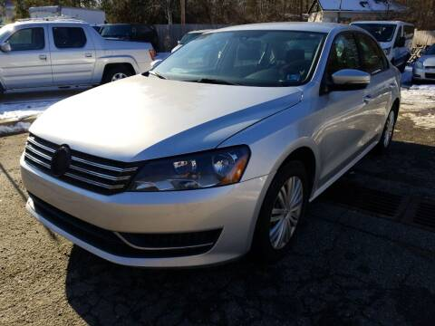2014 Volkswagen Passat for sale at AMA Auto Sales LLC in Ringwood NJ