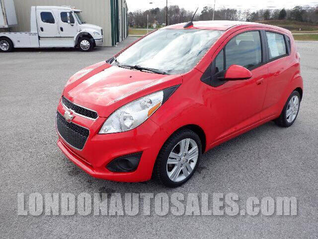 2015 Chevrolet Spark for sale at London Auto Sales LLC in London KY