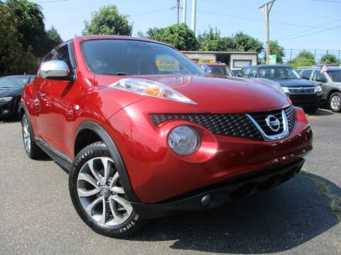 2012 Nissan JUKE for sale at Unlimited Auto Sales Inc. in Mount Sinai NY