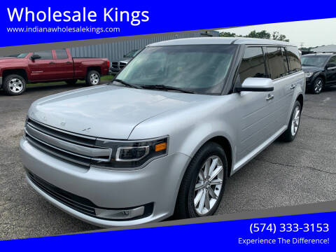 2019 Ford Flex for sale at Wholesale Kings in Elkhart IN