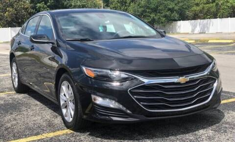 2020 Chevrolet Malibu for sale at Guru Auto Sales in Miramar FL