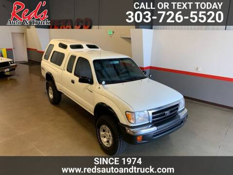 1998 Toyota Tacoma for sale at Red's Auto and Truck in Longmont CO