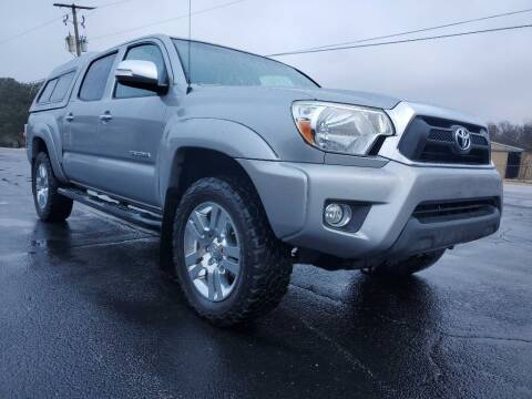 2014 Toyota Tacoma for sale at Thornhill Motor Company in Hudson Oaks, TX