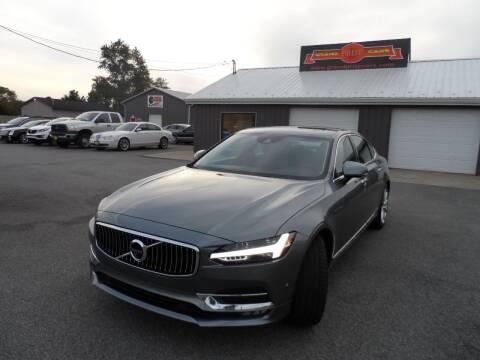 2018 Volvo S90 for sale at Grand Prize Cars in Cedar Lake IN