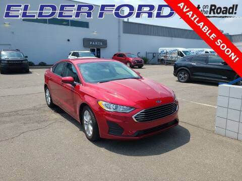 2020 Ford Fusion for sale at Mr Intellectual Cars in Troy MI