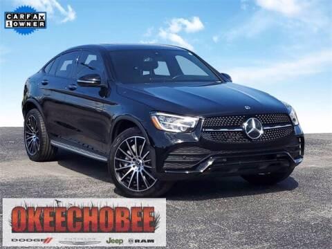 2020 Mercedes-Benz GLC for sale at PHIL SMITH AUTOMOTIVE GROUP - Okeechobee Chrysler Dodge Jeep Ram in Okeechobee FL