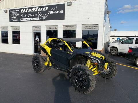 2018 Can-Am Maverick for sale at BISMAN AUTOWORX INC in Bismarck ND