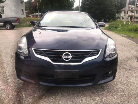 2010 Nissan Altima for sale at Worldwide Auto Sales in Fall River MA