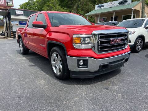 2014 GMC Sierra 1500 for sale at Luxury Auto Innovations in Flowery Branch GA