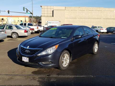 2011 Hyundai Sonata for sale at Aberdeen Auto Sales in Aberdeen WA
