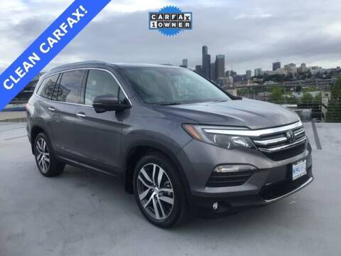 2016 Honda Pilot for sale at Toyota of Seattle in Seattle WA