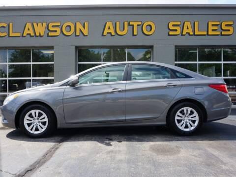 2013 Hyundai Sonata for sale at Clawson Auto Sales in Clawson MI