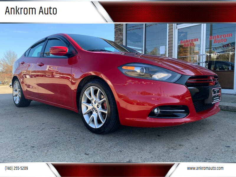 2013 Dodge Dart for sale at Ankrom Auto in Cambridge OH