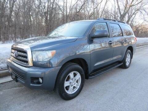 2010 Toyota Sequoia for sale at EZ Motorcars in West Allis WI