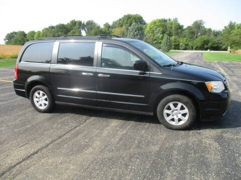 2010 Chrysler Town and Country for sale at Crossroads Used Cars Inc. in Tremont IL
