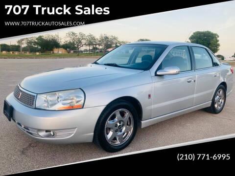 2005 Saturn L300 for sale at 707 Truck Sales in San Antonio TX