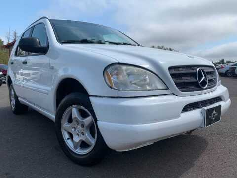 1999 Mercedes-Benz M-Class for sale at LUXURY IMPORTS in Hermantown MN
