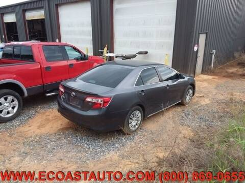 2014 Toyota Camry for sale at East Coast Auto Source Inc. in Bedford VA