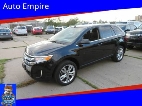 2013 Ford Edge for sale at Auto Empire in Brooklyn NY