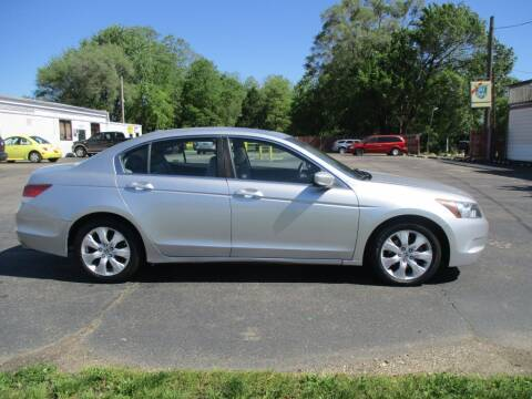 2008 Honda Accord for sale at KEY USED CARS LTD in Crystal Lake IL