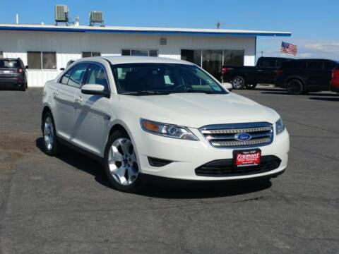 2012 Ford Taurus for sale at Rocky Mountain Commercial Trucks in Casper WY