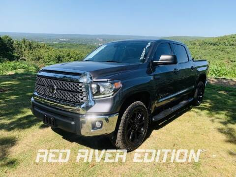 2020 Toyota Tundra for sale at RED RIVER DODGE - Red River of Malvern in Malvern AR