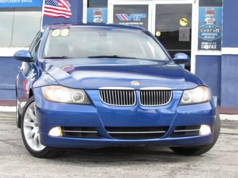 2008 BMW 3 Series for sale at VIP AUTO ENTERPRISE INC. in Orlando FL