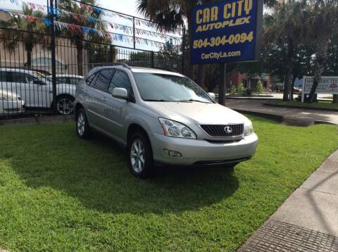 2009 Lexus RX 350 for sale at Car City Autoplex in Metairie LA