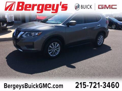 2018 Nissan Rogue for sale at Bergey's Buick GMC in Souderton PA