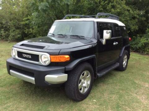 2007 Toyota FJ Cruiser for sale at Allen Motor Co in Dallas TX