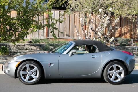 2006 Pontiac Solstice for sale at California Diversified Venture in Livermore CA