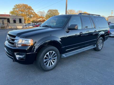 2017 Ford Expedition EL for sale at Modern Automotive in Boiling Springs SC