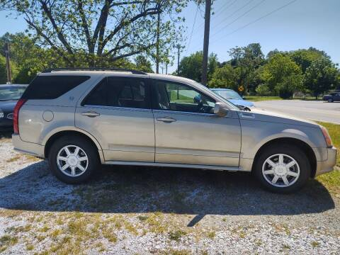 2005 Cadillac SRX for sale at Lanier Motor Company in Lexington NC