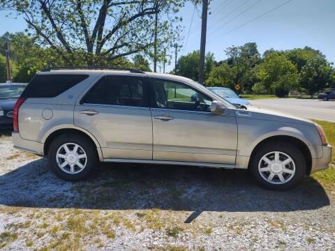 2005 Cadillac SRX for sale at Lanier Motor Company in Lexington NC