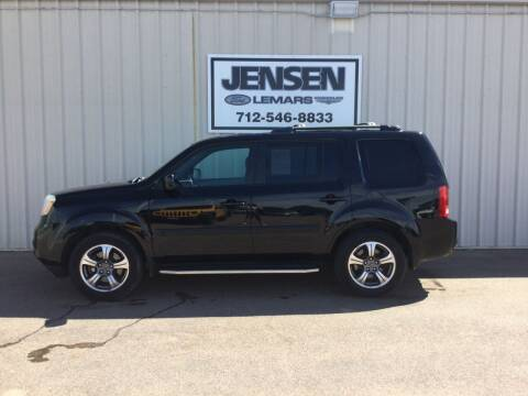 2015 Honda Pilot for sale at Jensen's Dealerships in Sioux City IA