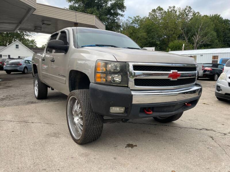 2008 Chevrolet Silverado 1500 for sale at King Louis Auto Sales in Louisville KY