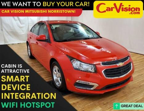 2016 Chevrolet Cruze Limited for sale at Car Vision Mitsubishi Norristown in Trooper PA