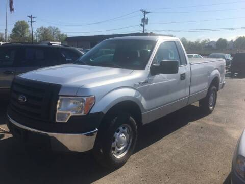 2011 Ford F-150 for sale at Absolute Auto in Middlesex NJ
