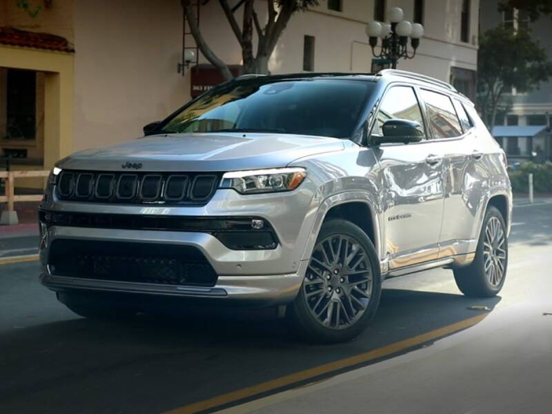 2022 Jeep Compass for sale at MIDWAY CHRYSLER DODGE JEEP RAM in Kearney NE