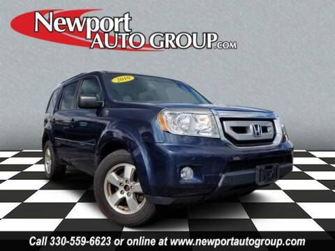 2010 Honda Pilot for sale at Newport Auto Group in Austintown OH
