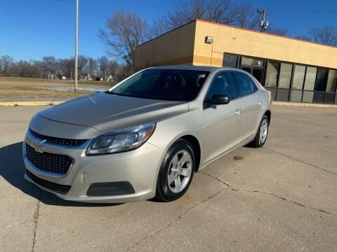 2015 Chevrolet Malibu for sale at Xtreme Auto Mart LLC in Kansas City MO