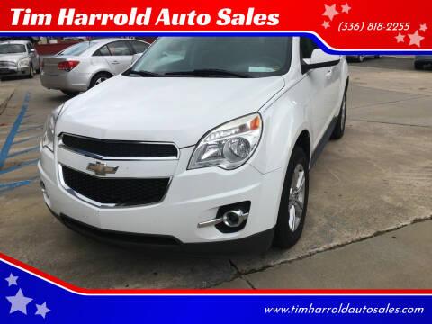 2015 Chevrolet Equinox for sale at Tim Harrold Auto Sales in Wilkesboro NC