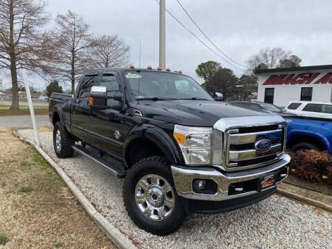2013 Ford F-350 Super Duty for sale at Beach Auto Brokers in Norfolk VA
